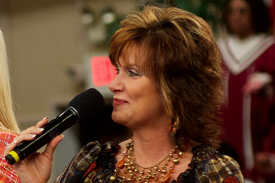 Donna Carline Jimmy Swaggart Singers