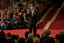 Donnie Swaggart Thanksgiving Campmeeting 2011