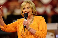 Frances Swaggart, Thanksgiving Campmeeting 2011