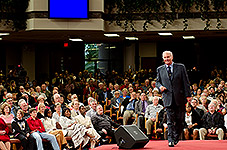 Jimmy Swaggart, Thanksgiving Campmeeting 2011