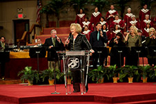 Nancy Harmon, Thanksgiving Campmeeting 2011