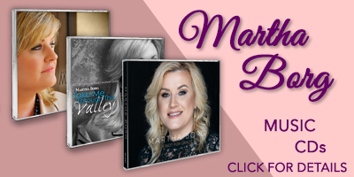 Martha Borg Live at Family Worship Center