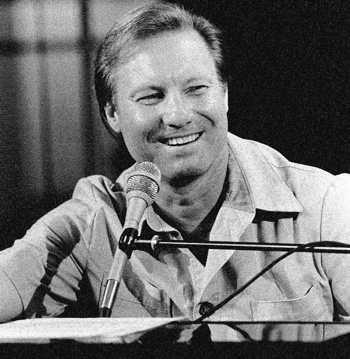 A young Jimmy Swaggart