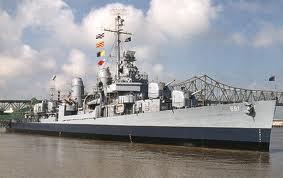 USS KIDD Veterans Memorial Museum