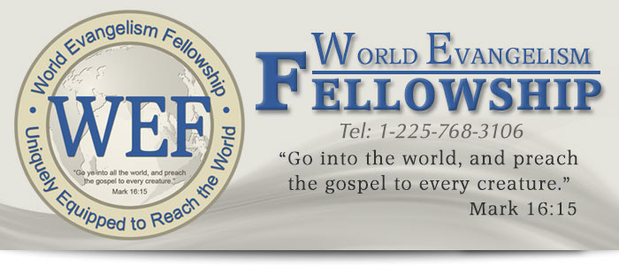 World Evangelism Fellowhship